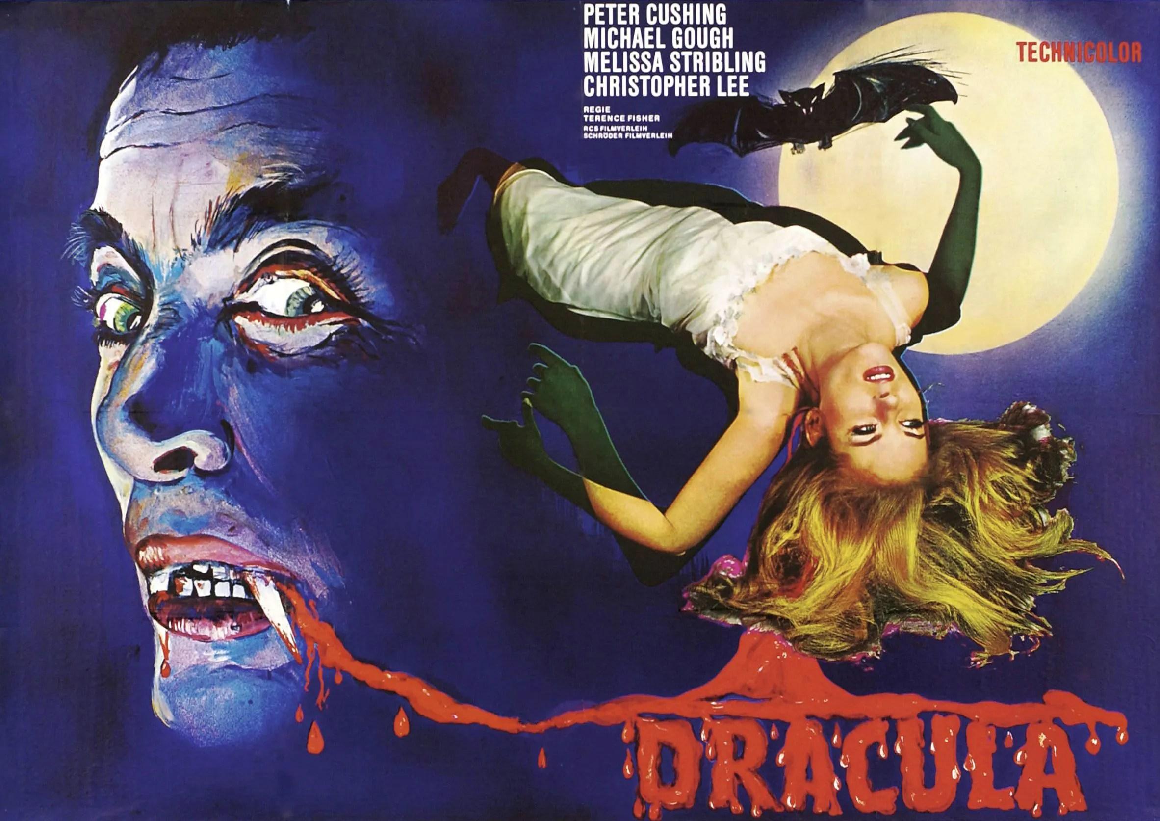 🎥 the Horror of Dracula ⚰️ (1958) FULL MOVIE 57