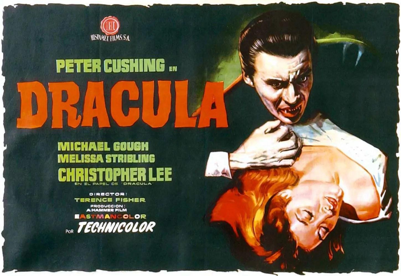 🎥 the Horror of Dracula ⚰️ (1958) FULL MOVIE 53