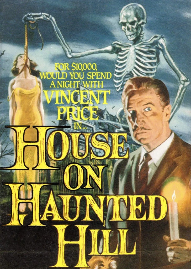 House on Haunted Hill (1959) FULL MOVIE 4
