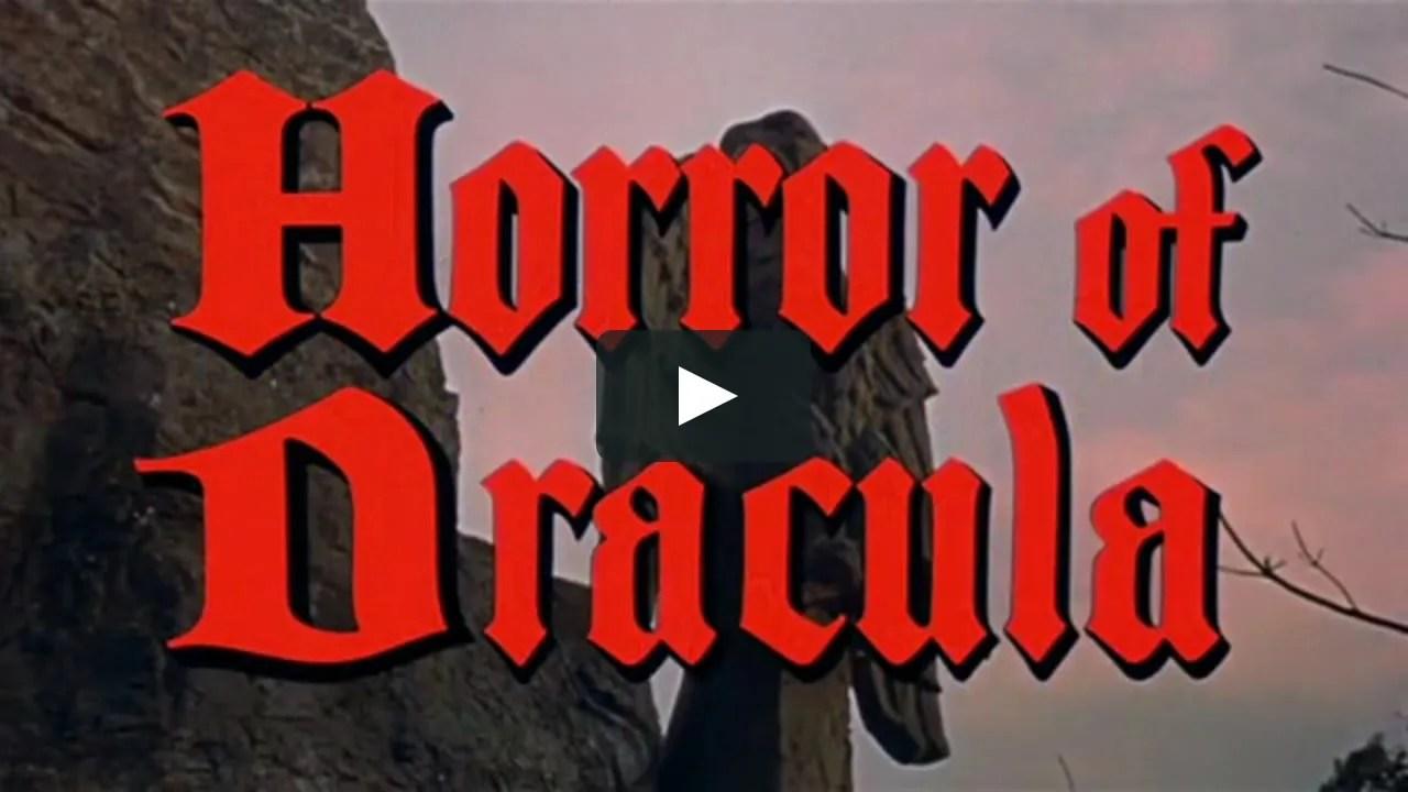 🎥 the Horror of Dracula ⚰️ (1958) FULL MOVIE 50