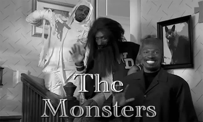 🎥 Black Monsters - Chappelle Show 1