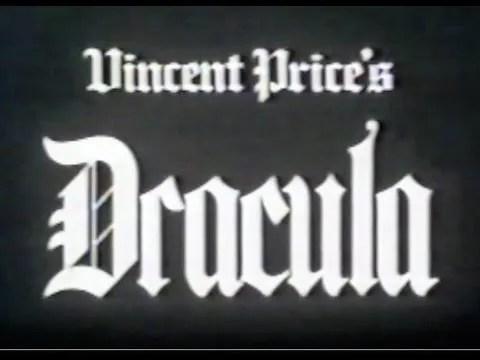 🎥 Vincent Price's Dracula (1982) 94