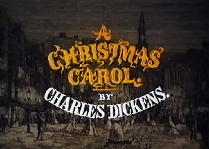🎥 A Christmas Carol 🎄 Animated (1971) FULL FEATURE 5