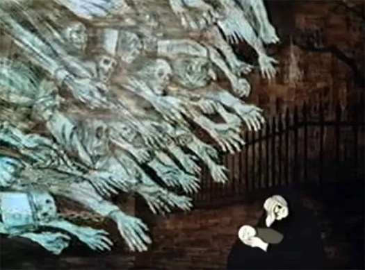 🎥 A Christmas Carol 🎄 Animated (1971) FULL FEATURE 9