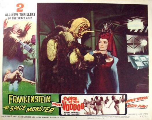 🎥 Frankenstein Meets the Space Monster (1965) FULL MOVIE 7