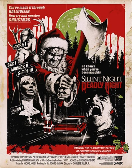 🎥 Silent Night, Deadly Night, Trailer 🎅 (1984) 44