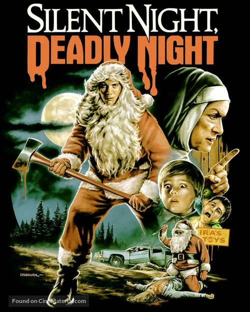 🎥 Silent Night, Deadly Night, Trailer 🎅 (1984) 41