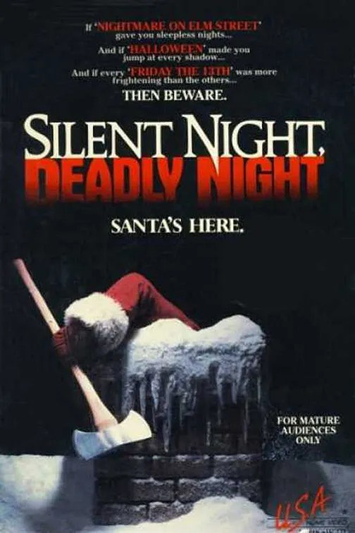 🎥 Silent Night, Deadly Night, Trailer 🎅 (1984) 42