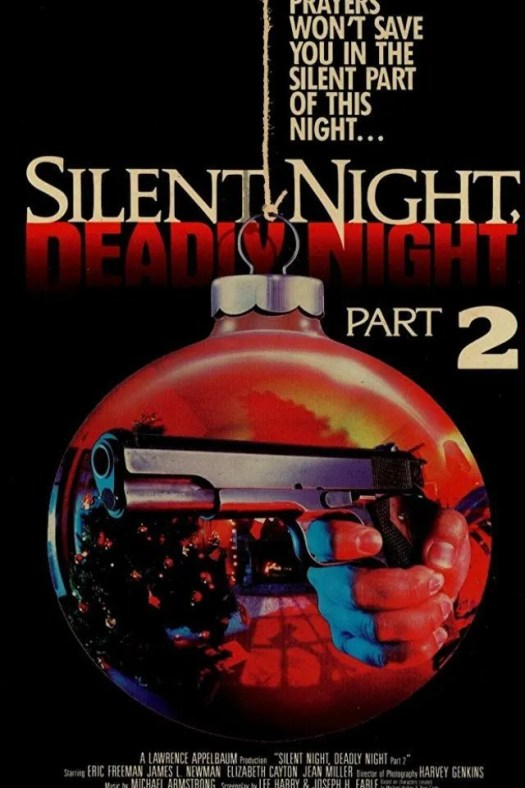 🎥 Silent Night, Deadly Night, Trailer 🎅 (1984) 43
