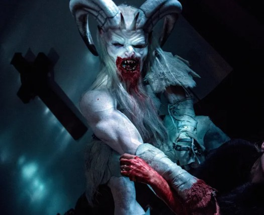 ? A Christmas Horror Story ? (2015) Trailer 29