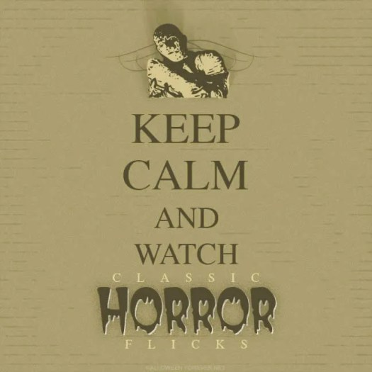 Keep Calm and Decorate Halloween 4