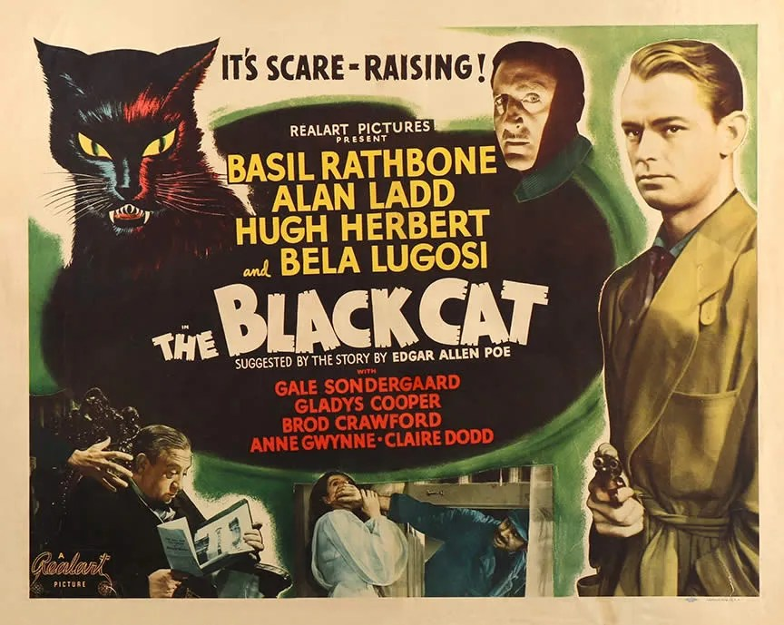 The Black Cat (1941) FULL MOVIE 2
