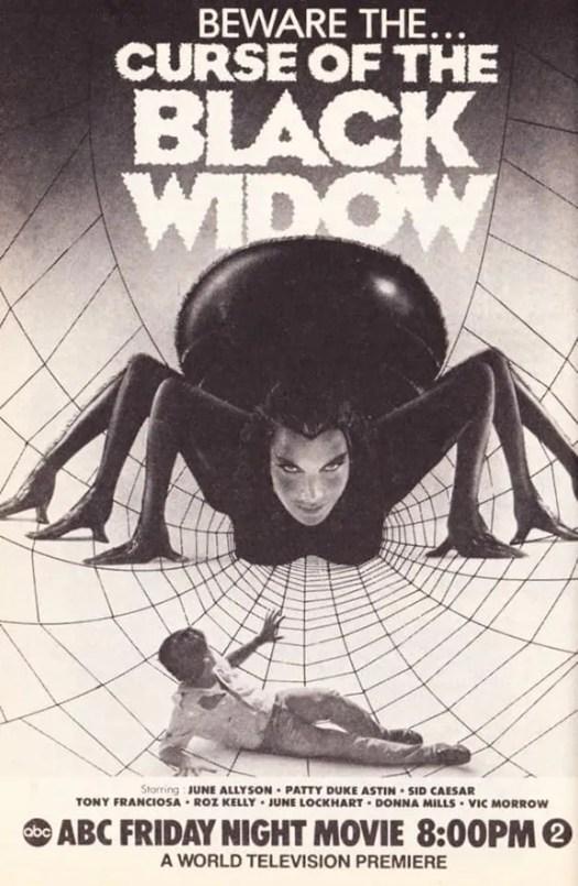 🎥 Curse oƒ the Black Widow (1977) Full Movie 5