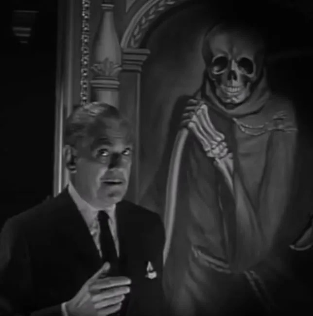 †he Grim Reaper Thriller (1961) FULL EPISODE 3