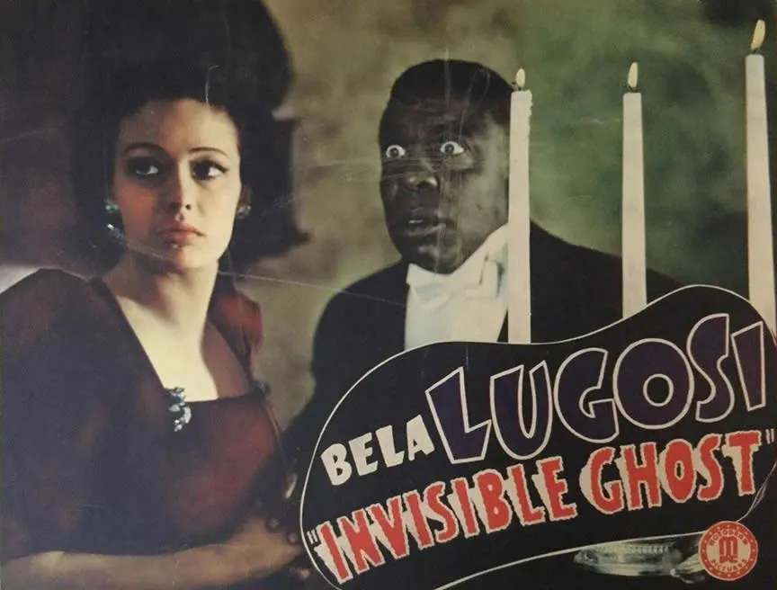 Invisible Ghost (1941) FULL MOVIE 2