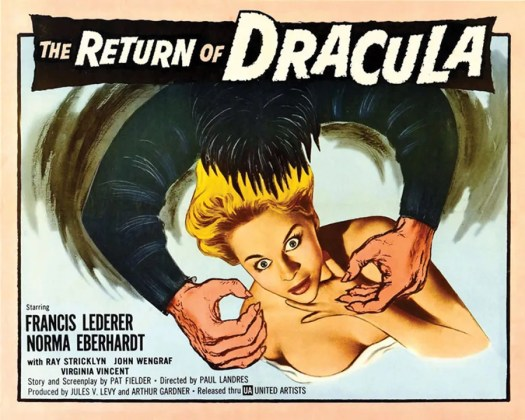 🎥 The Return Of Dracula 🍷 ( 1958 ) FULL MOVIE 5