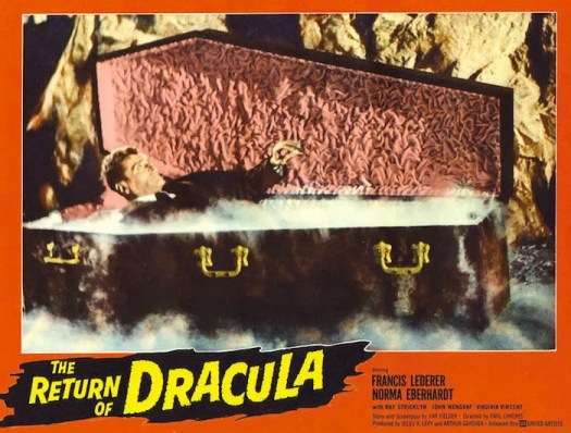 🎥 The Return Of Dracula 🍷 ( 1958 ) FULL MOVIE 6