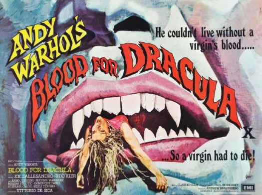 🎥 Andy Warhol's Blood for Dracula 🍷 (1974) FULL MOVIE 32