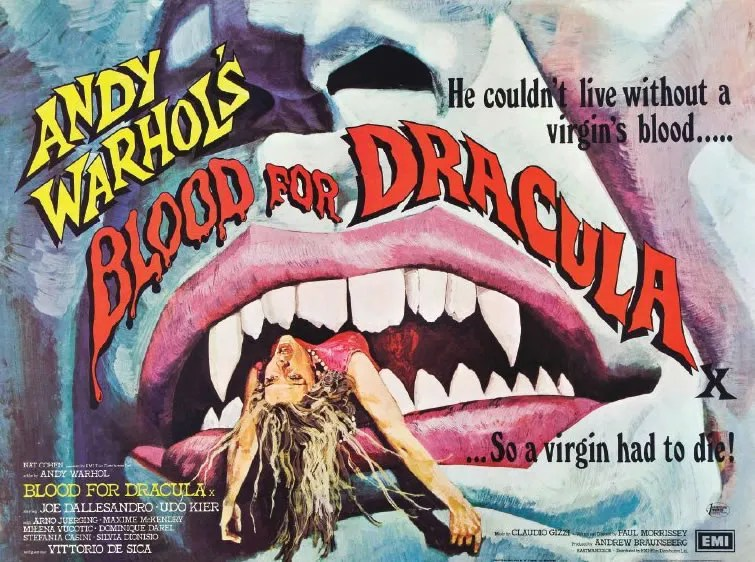 Andy Warhol's Blood for Dracula (1974) FULL MOVIE 1