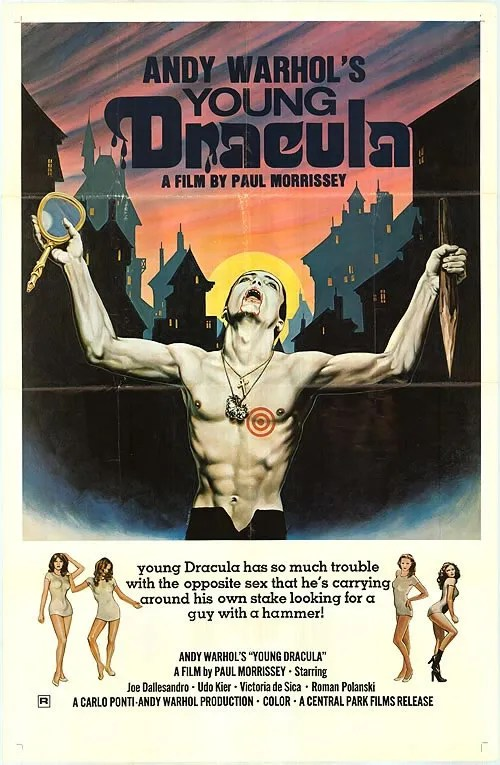 Andy Warhol's Blood for Dracula (1974) FULL MOVIE 3