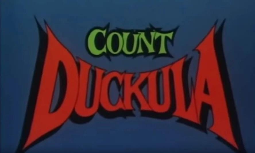 🎥 Count Duckula Animated Series (1988) 1