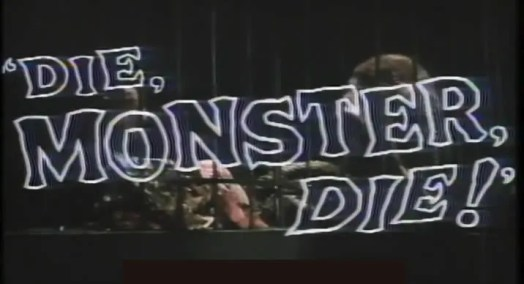🎥 Die, Monster, Die (1965) FULL MOVIE 82