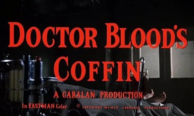 🎥 Doctor Blood's Coffin ⚰️ (1961) FULL MOVIE 67