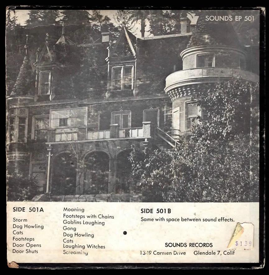 Hallowe'en Spooky Sounds (1962) 1