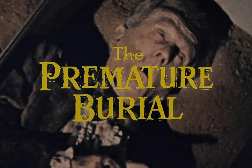 🎥 Premature Burial ⚰️ (1962) FULL MOVIE 1
