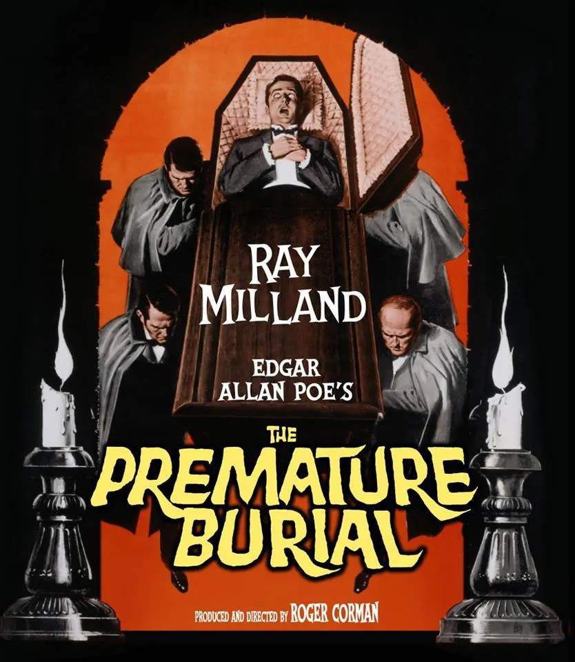 Premature Burial ⚰️ (1962) FULL MOVIE 4