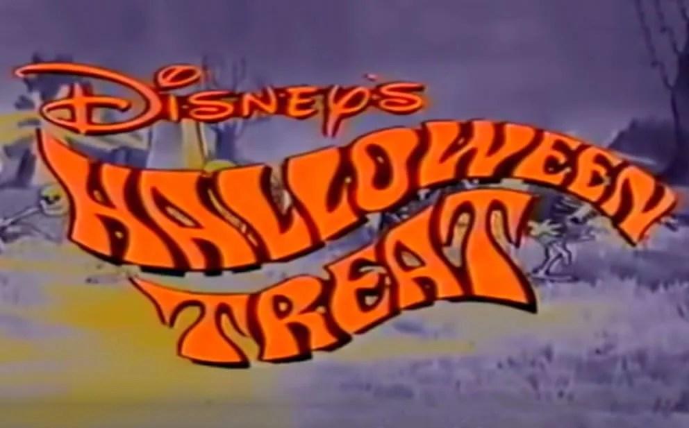? Disney's Halloween Treat ? (1982) 1
