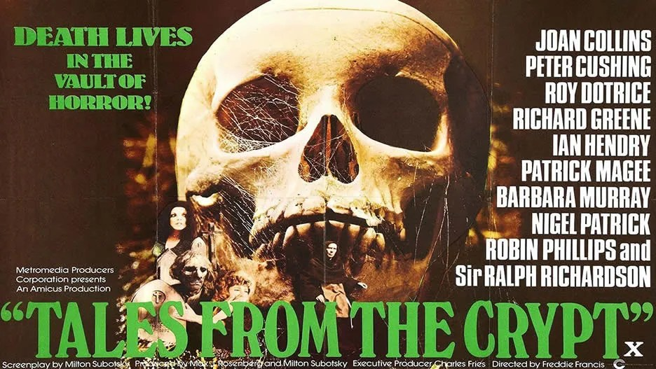 🎥 Tales ƒrom the Crypt (1972) FULL MOVIE 1