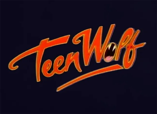 🎥 Teen Wolf Animated Series (1986)(TV) 1