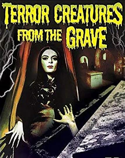 🎥 Terror Creatures ƒrom The Grave (1965) FULL MOVIE 54
