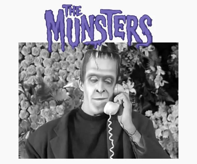 the Munsters QUIZ 16