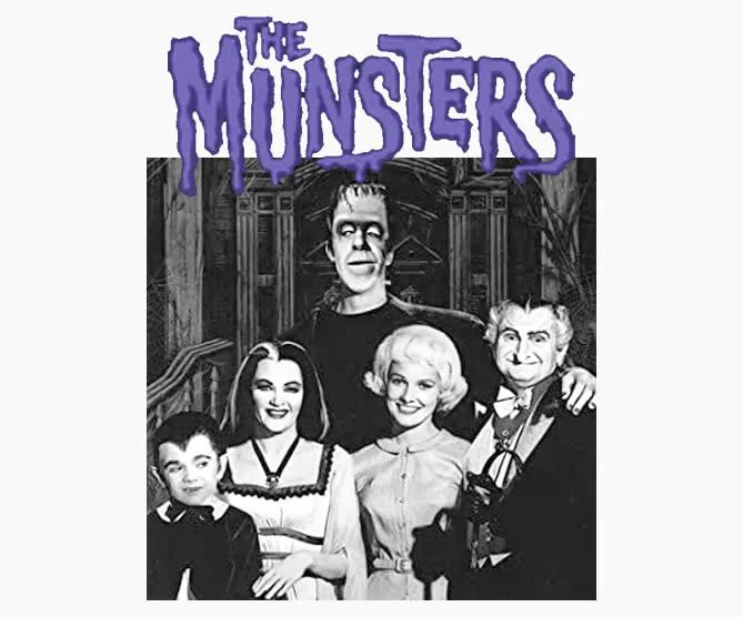 the Munsters QUIZ 4