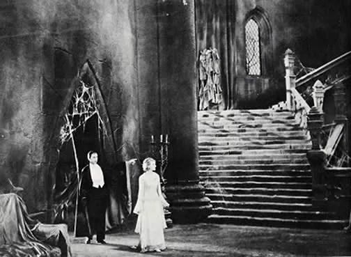Dracula - Trivia Quiz 4
