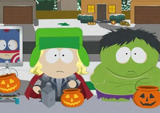 List of Haunting South Park Halloween Episodes (2020) 11