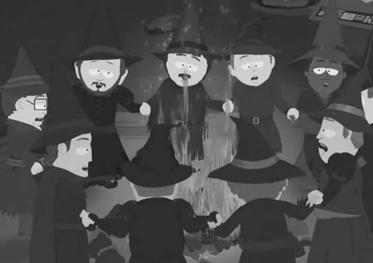 List of Haunting South Park Halloween Episodes (2020) 13