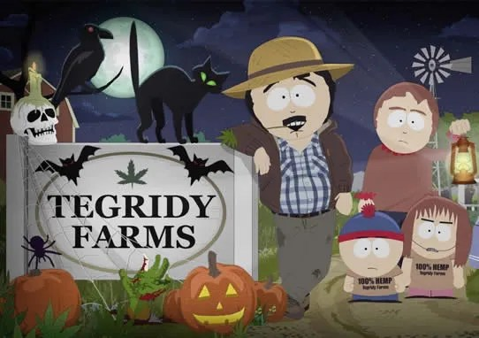 List of Haunting South Park Halloween Episodes (2020) 15