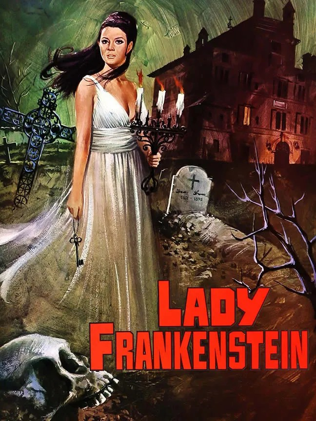 Lady Frankenstein (1971) FULL MOVIE 1