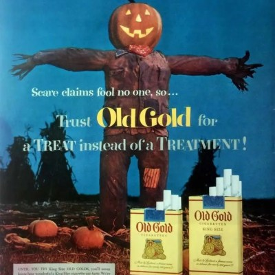 Classic and Vintage Halloween Publication Ads 9