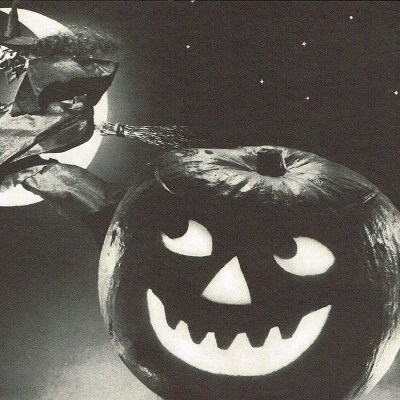 classic halloween ad, jack-o-lantern, pumpkin