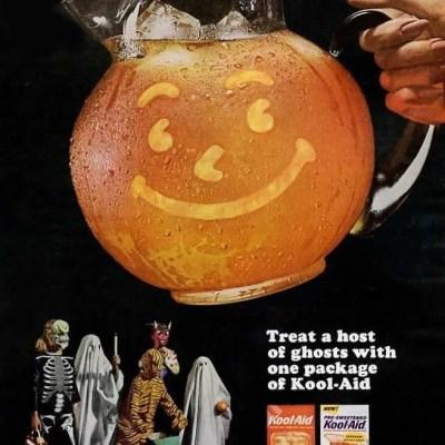 Halloween Kool-Aid Classic Ads