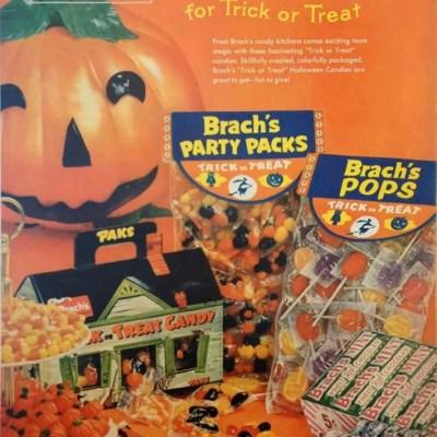 Brach's Halloween Candy, Classic Ads
