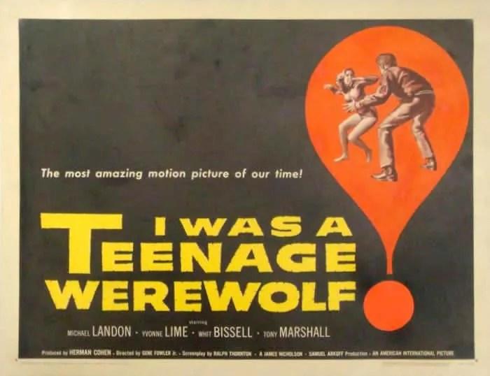 I Was A Teenage Werewolf (1957) FULL MOVIE 1