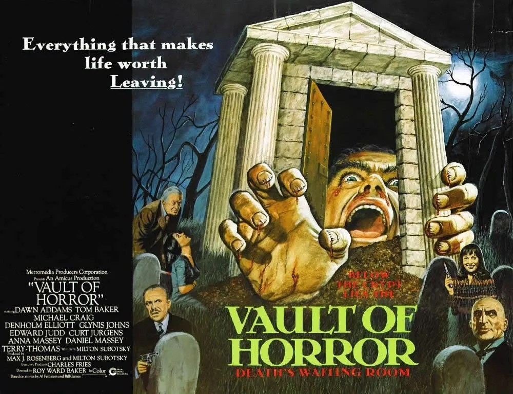 The Vault of Horror (1973) FULL MOVIE 2