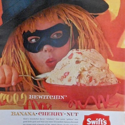 Classic and Vintage Halloween Publication Ads 32