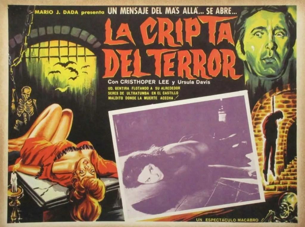 Crypt oƒ the Vampire (1964) FULL MOVIE 3