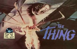 the Thing: Read-Along Book & Record (Hear it)